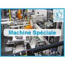 Conception et réalisation de machines spéciales – Automatisme et robotique - Industrie online