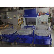 MACHINE DE NETTOYAGE PAR ASPERSION ROTATIVE - TYPE R.18 RVS/WE 1 CUVE - 2 CUVES et PLUS - Industrie online