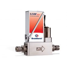 Débitmètres / Régulateurs de débit massique pour gaz - version laboratoire - Industrie online