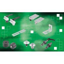 Éléments de bridage pour systèmes modulaires - Industrie online