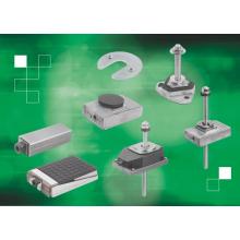 Configurer des machines de manière flexible grâce aux cales de mise à niveau et aux amortisseurs de vibrations norelem - Industrie online