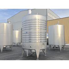 Cuve inox 316L - 151 HL - Industrie online