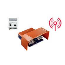 Pédale radio de sécurité  3 positions RF GFS (VD) SW2.4-safe - Industrie online