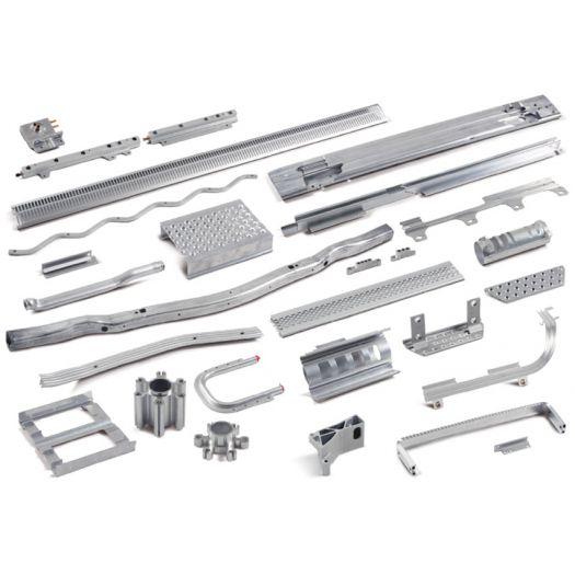 Profilés en aluminium extrudé - Industrie online