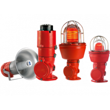 EXPRO : Signalisation acoustique et lumineuse ATEX - Industrie online