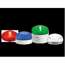 XLF S – XLF RGB: avertisseurs lumineux LED multifonctionnels - Industrie online