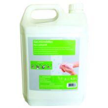 Savon mains gel microbilles 4,5L - Industrie online