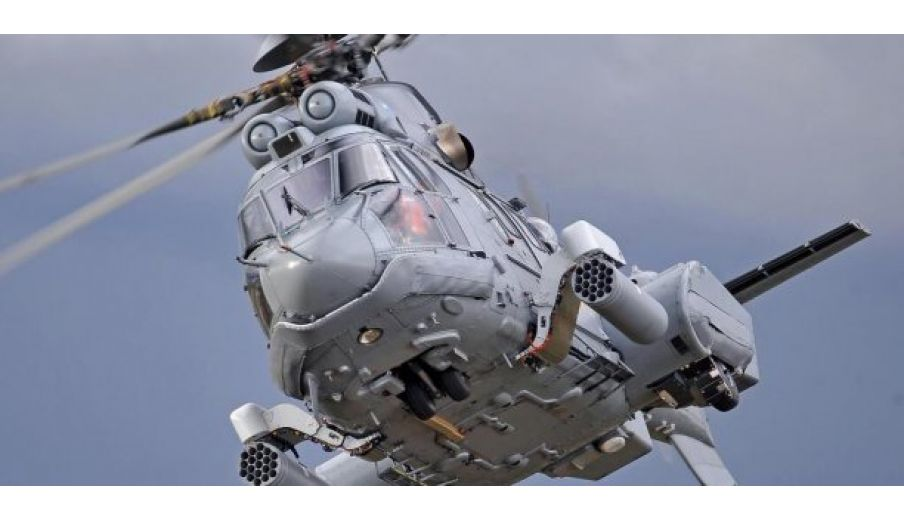 Concrétisation de la commande par l'Etat de 8 Caracal Airbus Helicopters - Industrie online