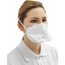 Masque respiratoire FFP2 - Industrie online