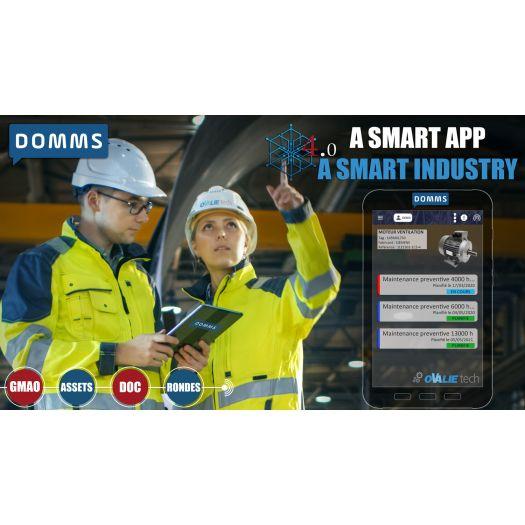 DOMMS - Industrie online