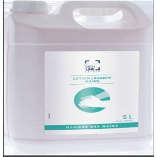 Savon mains liquide 5L - Industrie online
