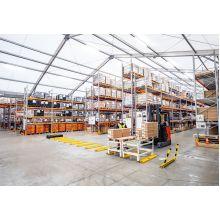Bâtiment de stockage (modulable et démontable) - Industrie online