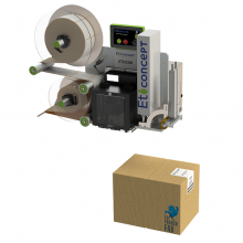 Système d'impression-pose ETI3200® 2TB - ETICONCEPT - Industrie online