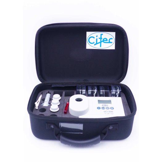 Photomètre MD200 3 en 1 Chlore pH stabilisant - Industrie online