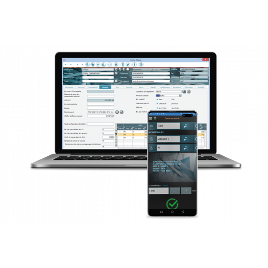 CLIPPER ERP-GPAO - Industrie online