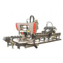 Scie à ruban automatique à CN 2 axes - INDIVIDUAL 520.360 DGA - Industrie online