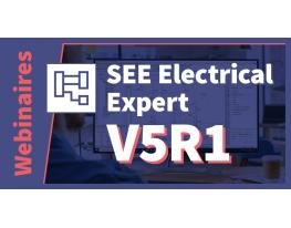 Webinaires SEE Electrical V5R1 - toute la puissance de la CAO Electrique dédiée aux automatismes industriels - Industrie online