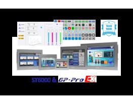 GP-Pro EX est disponible pour la programmation de la gamme ST6000 ! - Industrie online