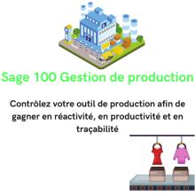 SAGE 100 Gestion de production - Industrie online