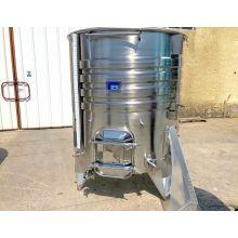 Cuve inox 304 - 23 HL - Industrie online