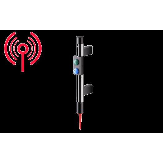 Gamme de poignées radio et filaires avec boutonnerie intégrée - Industrie online