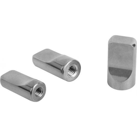 Wing nuts narrow in Hygienic DESIGN - Industrie online