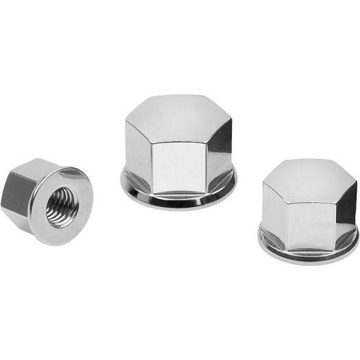 Écrou borgne compact Hygienic DESIGN - Industrie online