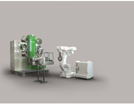 Nouvelle machine de rotomoulage - Industrie online