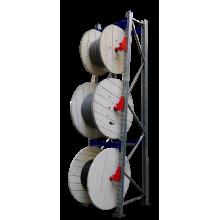 Racks à touret - Cablerack - Industrie online