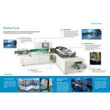 Stacker et emballeuse - Industrie online