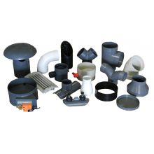 raccords ventilation plastique anti corrosion - Industrie online