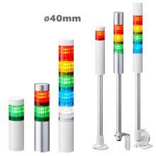LR4 - Colonne lumineuse 40 mm - Industrie online