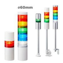 LR6 - Colonne lumineuse 60 mm - Industrie online