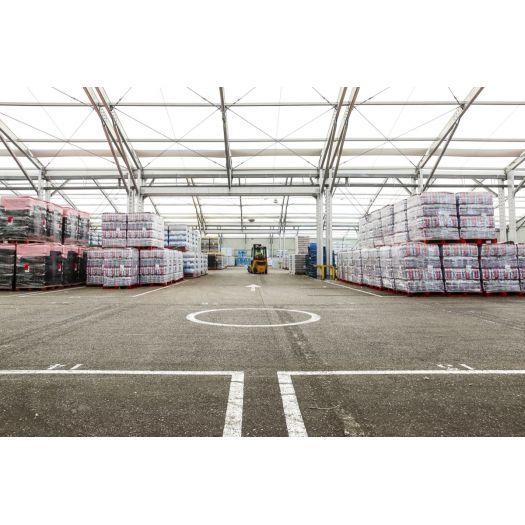 Bâtiment de stockage démontable - Industrie online