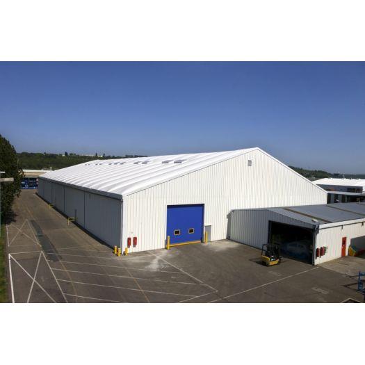 Hangar démontable - Industrie online