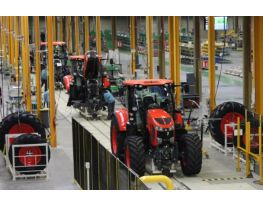 A new welding line for Kubota Farm Machinery Europe - Industrie online