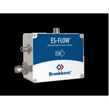 Débitmètre à ultrason compact ES-113C - Industrie online