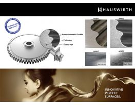 Ébavurage des disques de turbines avec la SF-HP OTEC - Industrie online